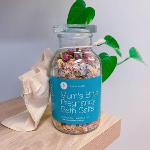 Mum's Bliss Pregnancy Bath Salts
